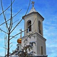 Храм накануне Рождества... :: Vladimir Semenchukov