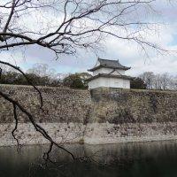Замок. Осака :: Гала