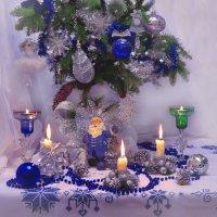 В светлый праздник Рождества! :: Валентина Колова