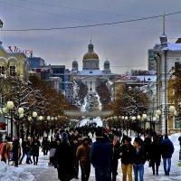 Рождественские гуляния :: Геннадий Коробков