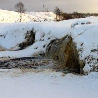 Водопад замерз. :: ast62