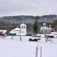 Затерянный в снегах :: Леонид Иванчук