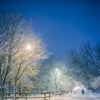 Зима в Москве :: Игорь Герман