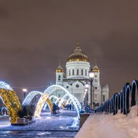 В новогоднюю ночь :: Владимир Брагилевский