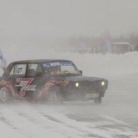 Снежный дрифт... :: Дмитрий Сиялов