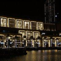 Ночной Дубай :: Alex