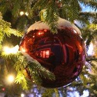 Рождественская ёлка :: Надежд@ Шавенкова