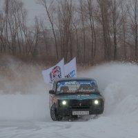 Снежный дрифт :: Дмитрий Сиялов
