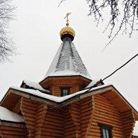 Купол церкви :: Ната57 Наталья Мамедова