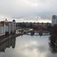 На башне маяка :: Митяй Митрич