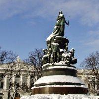 Памятник Екатерине II :: Aida10