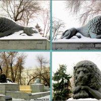Ростовские львы :: Нина Бутко