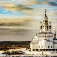 Благовещенский храм во имя Святых Божьих Строителей г. Екатеринбург :: Валерий Сергеев