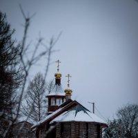 Церковь :: Роман Самарский