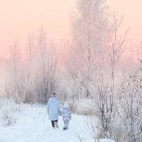 Зимний вечер :: Евгения Вереина