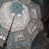 Свод   Знаменской церкви :: Мила