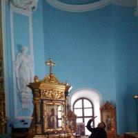 В    Знаменской   церкви :: Мила