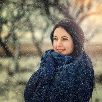 первый снег :: Майя Морозова
