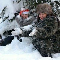 Так встречают Рождество! :: Михаил Столяров