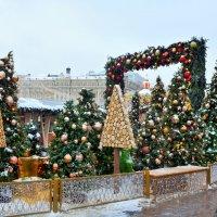 Путешествие в Рождество :: Ольга (crim41evp)