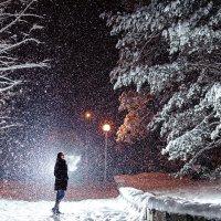 Снежно :: Ксюша Гасич