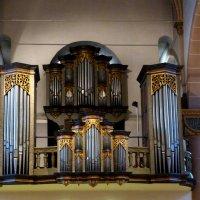 орган в Св. Николая :: Heinz Thorns