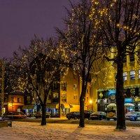 Вечер после Рождества :: Леонид Соболев