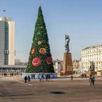 Площадь борцов революции, Владивосток :: Эдуард Куклин