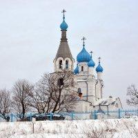 Петропавловская церковь :: Леонид Иванчук