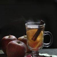 Согревающий напиток :: Татьяна Панчешная