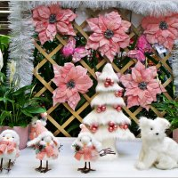 В интерьере цветочного. :: Валерия Комова