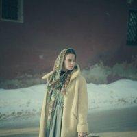 В дорогу :: Юлия Давыдова