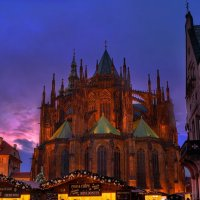 Christmas in Prague :: Егор Писанко