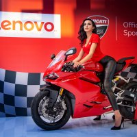 Ducatti girl :: Сергей Зильберман