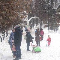 Второй день января. :: Елена Семигина
