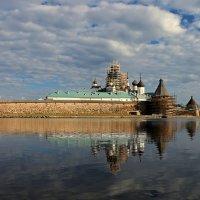 Утро на Святом озере :: Сергей Иваныч