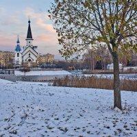 Первый снег :: Валентина Харламова
