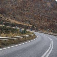 Стремительные дороги острова Крит :: Maksim Udobkin