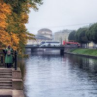 река Мойка :: Игорь Свет