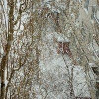 А за окном-зима :: Raduzka (Надежда Веркина)