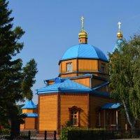 Сельская церковь :: Вера Андреева