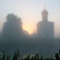 """""""Рассвет на Нерли"""" :: Игорь Сорокин"""