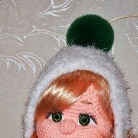 Портрет... куклы. :: Валентина  Нефёдова