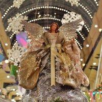 У каждого есть свой Ангел — Хранитель. :: Татьяна Помогалова