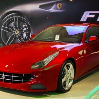 FF - Ferrari для спокойных :: M Marikfoto