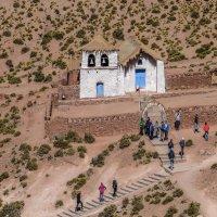 церковь в деревни Мачука :: Георгий А