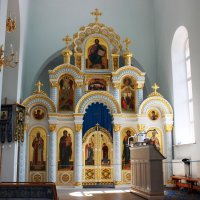В храме... :: раиса Орловская