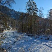 Укрытая река. :: Валерий Медведев