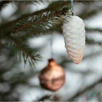 новый год прошел, а игрушки еще не сложены :: Анастасия Сосновская