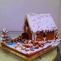 Пряничный домик . :: Мила Бовкун